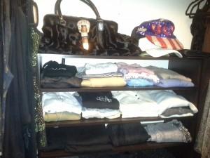 Del Mar closet organization