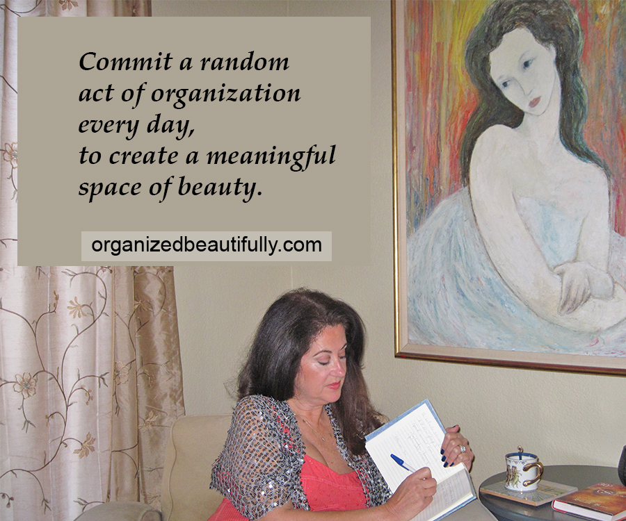 Professional Organizer Encinitas CA