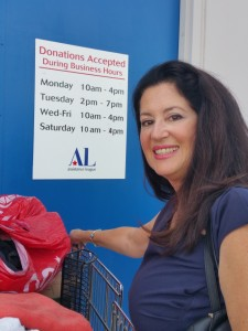 "Assistance League of Temecula cooperates with PWR's ""Secret Closet""."