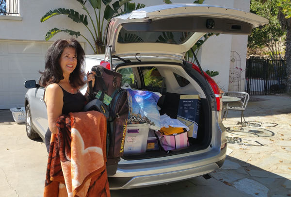 Thalia Poulos Professional Organizer Rancho Santa Fe CA